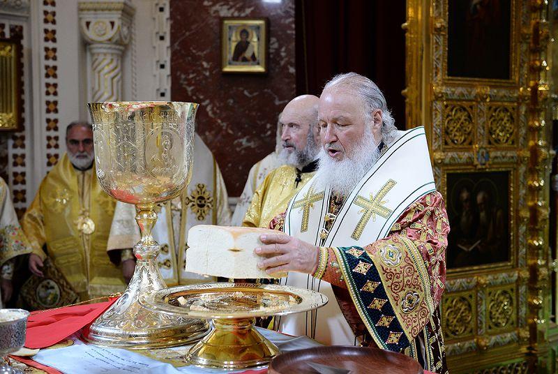 Что такое литургия в церкви простым языком
